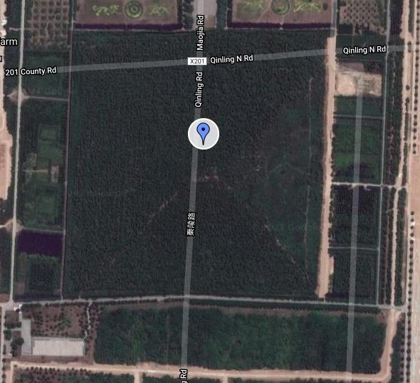 """Китайские пирамиды построенные """"Звездными людьми"""""""